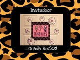 ...Grade Rocks-Rockstar Instadoor Decor or Bulletin Board