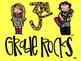 ...Grade Rocks-Rockstar Instadoor Decor or Bulletin Board