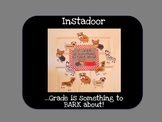 ...Grade is Something to Bark About-Dogs Instadoor Decor or Bulletin Board