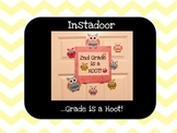 ...Grade is a Hoot with Owls-Instadoor Decor or Bulletin Board