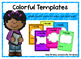 Instafriends! Digital Collaborative Class Back to School Activities