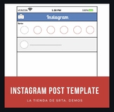 Instagram Template: Free!