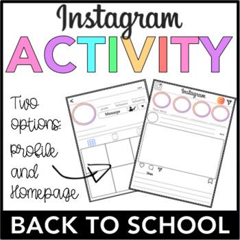 Instagram Template (Back To School)