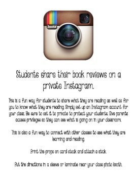 Instagram Book Review