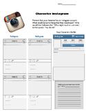 Instagram Character Activity