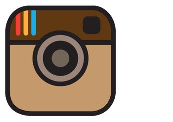 Instagram Clipart Set