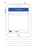 Instagram Exit Ticket