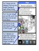 Instagram Google Classroom