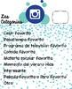 Instagram Icebreaker and Bulletin Board Idea