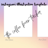 Instagram Illustration Template