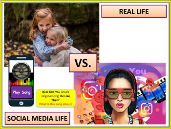 Instagram Life Versus Real Life Social Media Lesson