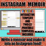 Instagram Memoir Activity