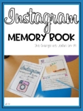 Insta-Inspired Memory Book!  End of Year!
