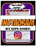 Instagram My Life Timeline Fun Back to School Icebreaker