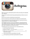 Instagram Persmission Letter
