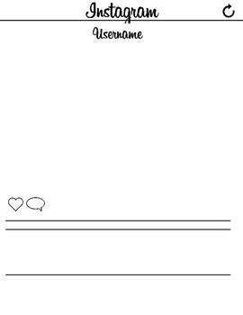 Instagram Posts Booklet