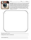 "Instagram Profile ""Getting to Know You"" Handout"