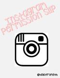 Instagram Release Form