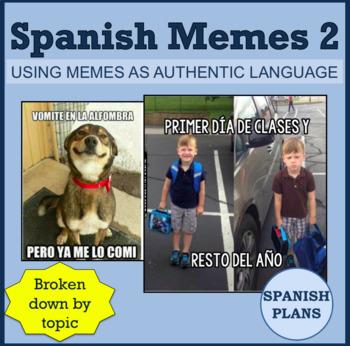 Instagram Spanish Lesson Part 2