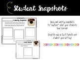 Instagram Student Snapshots