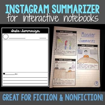 Instagram Summarizer for Interactive Notebooks