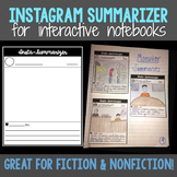 Instagram Summarizer for Interactive Notebooks