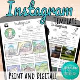 Instagram Template
