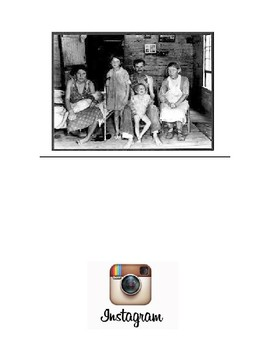 Instagram The Great Depression