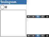 Instagram Worksheets