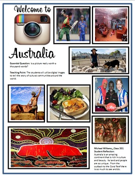 Literacy/Technology: Instagram Writing Activities for Technology