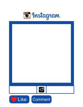 Instagram Writing Activity