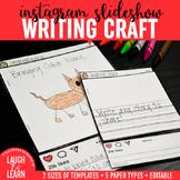Instagram Writing Craft
