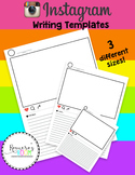 Instagram Writing Templates