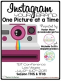 Instagram Your Brand: One Picture at a Time {Session Handout TT05 & TF08}