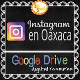 Instagram en Oaxaca: Online Interactive Activity