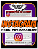 Instagram from the Colonies Physical Geography Tour