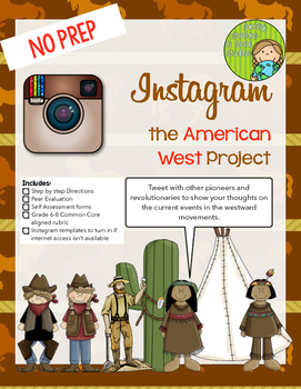 Instagram the American West Project