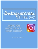 Instagrammer of the Day | Class Instagram Page | Student-R