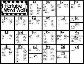 Instant 1st Grade Word Wall by Jodi Waltman   Teachers Pay ...
