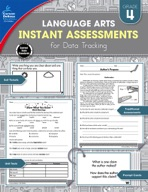 Instant Assessments for Data Tracking, Grade 4