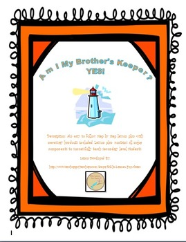 Instant Bible Lesson: Am I my brother's keeper? Yes!