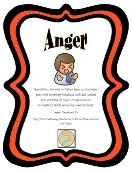 Instant Bible Lesson: Anger