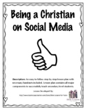 Instant Bible Lesson: Being a Christian on Social Media
