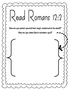 Instant Bible Lesson: Colossians 3- Allowing God to Infiltrate your Life