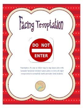 Instant Bible Lesson: Facing Temptation
