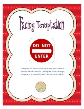 Instant Bible Lesson: Facing Temptation