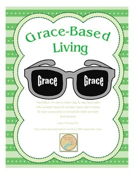 Instant Bible Lesson: Grace-Based Living