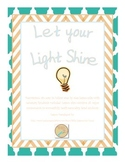 Instant Bible Lesson: Let your Light Shine