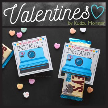 Instant Camera Valentine