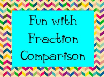 Comparing Fractions Center